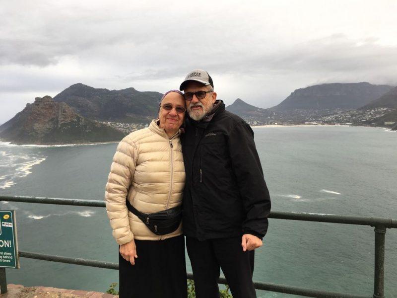 R' Gary (Gedalya) & Janice Feder
